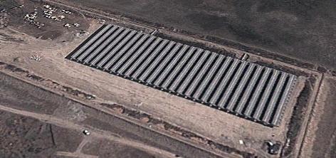 Sundarighat Solar Plant from Google Earth