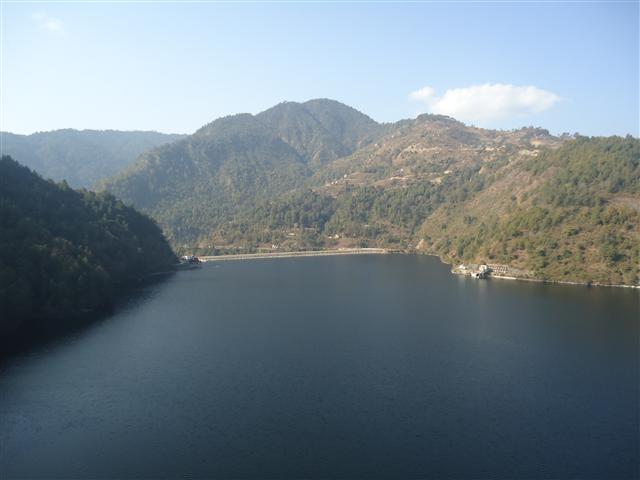 Kulekhani Reservoir