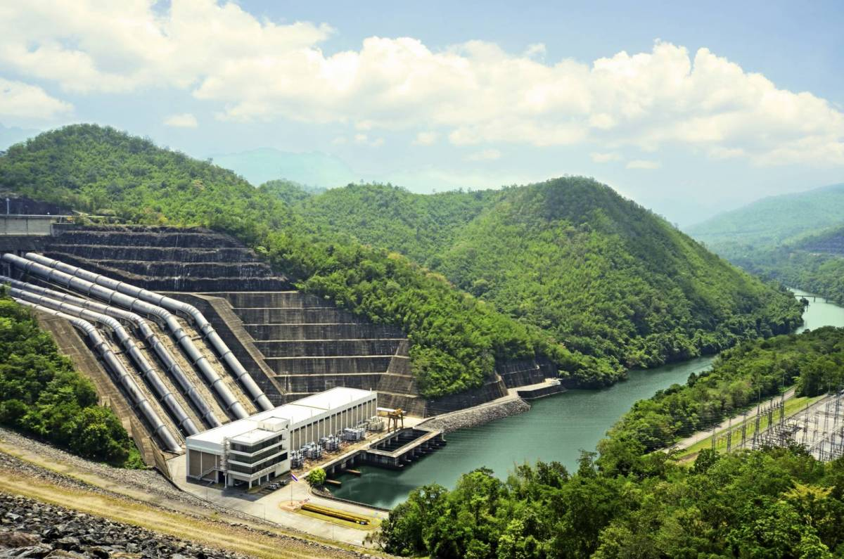 Big Hydropower Projects