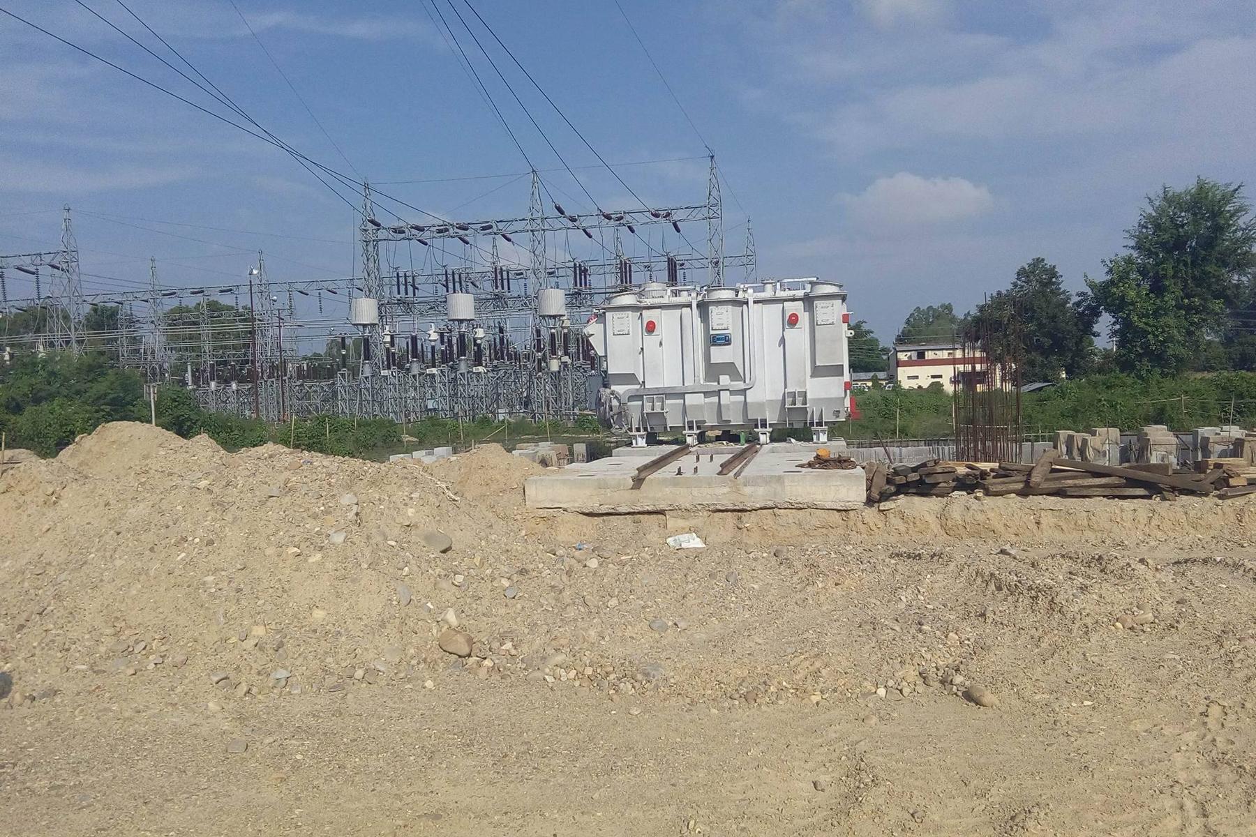 Dhalkebar Substation